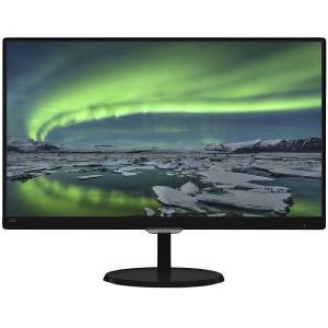 "Monitor PHILIPS E-Line 237E7QDSB/00 UltraNarrow 23"", 1920x1080, IPS, 250nits, 5ms, VGA,DVI,HDMI, VESA, Black [0]"