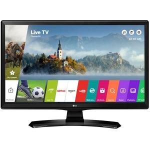 """TV/Monitor LED LG 24MT49S-P LED 23.6"""" WiFi, 1366x768, 5M:1, 200nits, 14ms, 178/178. HDMI 1.4, SCART, CI, Speakers: 2x5W, USB2.0, tuner DVB-T2/C/S2, VESA 75x750"""