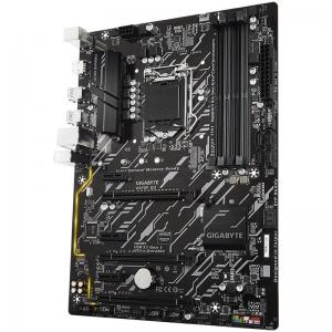 GIGABYTE Main Board Desktop INTEL Z370 (s1151v2, 4xDDR4, HDMI, 1xPCIEX16/2xPCIEX4(16)/3xPCIEX1, USB3.1/USB2.0, 6xSATAIII/RAID/1x M.2socket3, LAN) ATX retail1