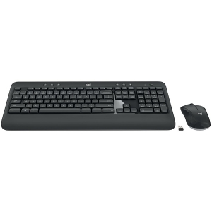 "KIT wireless LOGITECH, tastatura wireless ""K540"" + mouse wireless 3 butoane ""M310"", 1 singur receiver, ""MK540"" black ""920-008685"" (include timbru verde 0.5 lei)0"