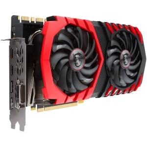 MSI Video Card GeForce GTX 1080 Ti GAMING GDDR5X 11GB/352bit, 1493MHz/11016MHz, PCI-E 3.0 x16, 2xDP, 2xHDMI, DVI-D, Twin Frozr VI Cooler LED(Double Slot), Backplate, Retail1