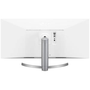 Monitor LED LG 34WK650-W 34\'\' FreeSync, IPS, 2560 x 1080, 300cd, 178/178, 1000:1, 5ms, AntiGlare, HDMI, DP, Audio out, 2x5W speakers, VESA 100X100, HDCP2.2, HDR10, height1