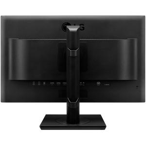 Monitor LED LG 24BK750Y-B 23.8\'\', 1920x1080, IPS, 1000:1, 5M:1, 178/178, 5ms, 250cd, VGA, DVI, HDMI, 2xDisplayPort, speakers 2x1.2W, USB3.0 hub, borderless, pivot2
