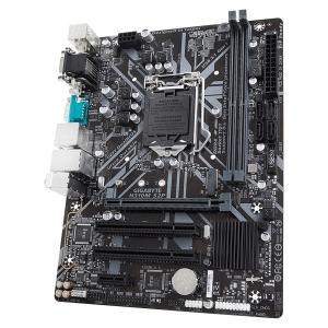 GIGABYTE Main Board Desktop Intel H310 (S1151v2, 2xDDR4, Realtek ALC887, 1x10/100/1000 Mbit, 1xPCIEX16, 1xPCIEX1, 1xM.2, 4xSATA 6Gb/s, 1xPS/2, 1xD-Sub, 1xDVI-D, 1xHDMI, 1xserial port, 2xUSB3.1Gen1, 4x2