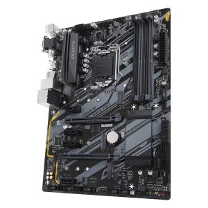 Gigabyte Main Board Desktop B360 (S1151v2, 4xDDR4, HDMI, DVI-D, 1xPCIex16, 1xPCIex4, 4xPCIex1, Realtek 8118, 6xSATA3, M.2 USB 3.1, USB 3.0, USB 2.0) ATX, retail2
