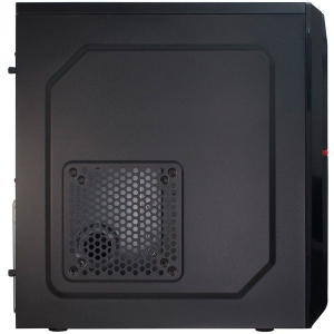 Inter-Tech GM-C12, SECC Steel ATX Mid Tower Case, without power supply unit3