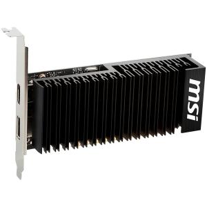 """MSI Video Card NVidia GeForce GT 1030 LP OC GDDR4 2GB/64bit, PCI-E 3.0 x16, DisplayPort, HDMI, DX 12, Retail """"GT_1030_2GHD4_LP_OC""""2"""