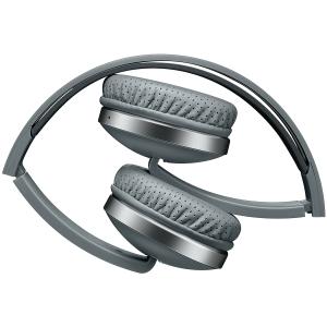 Wireless Foldable Headset, Bluetooth 4.2, Gray1