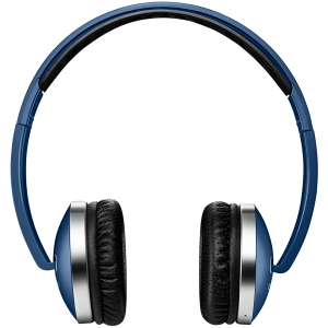 Wireless Foldable Headset, Bluetooth 4.2, Blue0