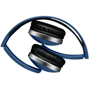 Wireless Foldable Headset, Bluetooth 4.2, Blue1
