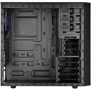 Deepcool Tesseract BF Black, SPCC Steel ATX Mid Tower Case2