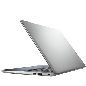 Dell Inspiron 13 (5370) 5000 Series, 13.3-inch FHD (1920x1080), Intel Core i3-7130U, 4GB DDR4 2400MHz, 128GB SSD, Intel HD Graphics 620 , Wifi 802.11ac, BT 4.2,FGPR, non-Backlit Keyb, Ubuntu,Silver, 31