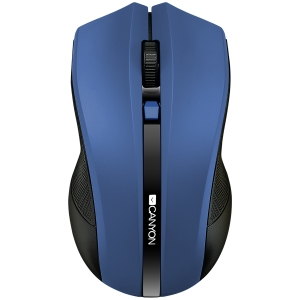 2.4Ghz wireless Optical Mouse with 4 buttons, DPI 800/1200/1600,blue0