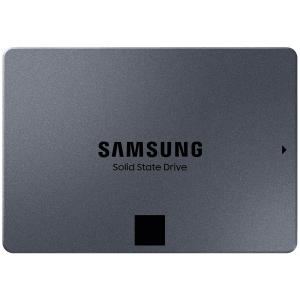 """SSD Samsung, 2TB, 860 QVO, retail, SATA3, R/W speed: 550/520 MB/s """"MZ-76Q2T0BW""""0"""