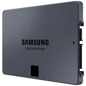 """SSD Samsung, 2TB, 860 QVO, retail, SATA3, R/W speed: 550/520 MB/s """"MZ-76Q2T0BW""""3"""