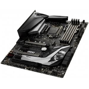 MSI Main Board Desktop Z390 (S1151, 4xDDR4, 3xPCI-Ex16, 3xPCI-Ex1, USB3.1, USB Type-C, USB2.0, 6xSATA III, 2xM.2, RAID, HDMI, DP, GLAN, RGB) ATX Retail1