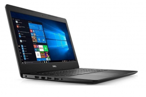 Laptop DELL 15.6'' Inspiron 3501 (seria 3000), FHD, Procesor Intel® Core™  i3-1005G1 (4MB Cache, up to 3.4 GHz), 8GB DDR4, 256GB SSD, GMA UHD, licenta Windows 10 Home in S Mode