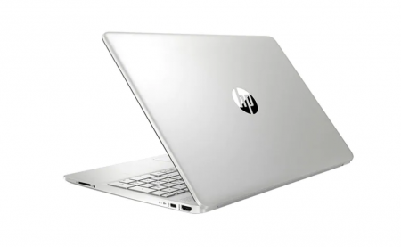 "Laptop HP 15-dy1091wm, Intel Core i3-1005G1 pana la 3.4GHz, 15.6"" HD, 8GB, SSD 256GB, Intel UHD Graphics, Windows 10 Home S, argintiu2"