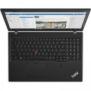 Notebook / Laptop business Lenovo 15.6'' ThinkPad L580, FHD IPS, Procesor Intel® Core™ i5-8250U (6M Cache, up to 3.40 GHz), 8GB DDR4, 512GB SSD, GMA UHD 620, Win 10 Pro, Black1