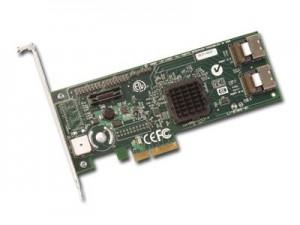RAID Controller LSI LOGIC S.M.A.R.T. Support Internal MegaRAID SAS 8208ELP 8ch (PCI Express X4, SAS/Serial ATA II-300) (RAID levels: 0, 1, 10, 5) [1]