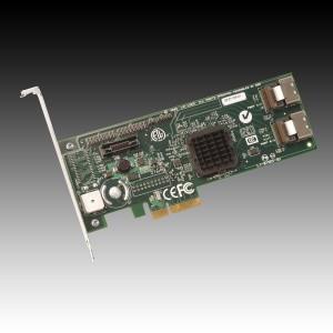 RAID Controller LSI LOGIC S.M.A.R.T. Support Internal MegaRAID SAS 8208ELP 8ch (PCI Express X4, SAS/Serial ATA II-300) (RAID levels: 0, 1, 10, 5) [0]