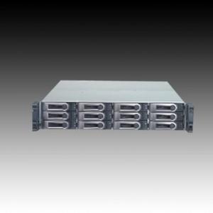 NAS PROMISE VTrak E310f (supported 12 HDD, Fibre Channel, Power Supply - hot-plug / redundant, 2U Rack-mount, 2U, SAS/SATA II, Level 0, 1, 10, 5, 50, 6, 1E, 60) [1]