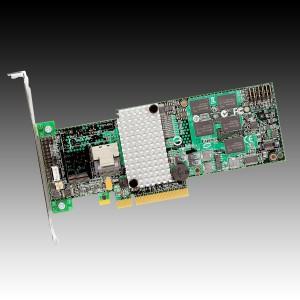 RAID Controller LSI LOGIC MegaRAID SAS 9260-4i (4ch Internal LSISAS2108 ROC, 6Gb/s up to 32 SAS/SATA/SSD, PCI-E 2.0 X8, 512MB DDR2, optional LSIiBBU07, RAID 0,1,5,6,10,50,60, 1 Connector 1xMini-SAS SF [0]