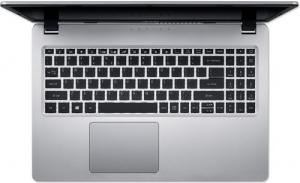 "Laptop Acer Aspire A515-53G (Procesor Intel® Core™ i5-8265U (6M Cache, up to 3.90 GHz), Whiskey Lake, 15.6"" FHD, 8GB, 256GB SSD, nVidia GeForce MX130 @2GB, Linux, Argintiu)1"