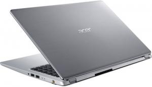 "Laptop Acer Aspire A515-53G (Procesor Intel® Core™ i5-8265U (6M Cache, up to 3.90 GHz), Whiskey Lake, 15.6"" FHD, 8GB, 256GB SSD, nVidia GeForce MX130 @2GB, Linux, Argintiu)2"