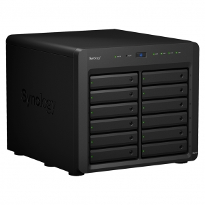 Statie de BACK-UP date Network Attached Storage (NAS) DS2419+ 4GB - Synology2
