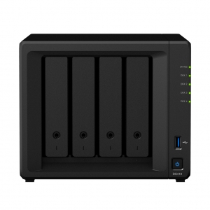 "NAS Synology ""DS418"" (include timbru verde 2 Lei)0"
