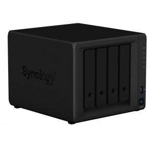 "NAS Synology ""DS418"" (include timbru verde 2 Lei)3"