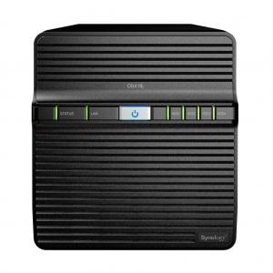 Statie de BACK-UP date Network Attached Storage (NAS) DS418j - Synology0