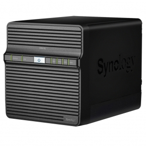 Statie de BACK-UP date Network Attached Storage (NAS) DS418j - Synology1