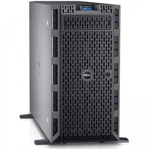 Server DELL PowerEdge T630, Procesor Intel® Xeon® E5-2620 v4 2.1GHz Broadwell, 16GB RDIMM , 600GB SAS 10k, LFF 3.5 inch, PERC H730 1GB, 3Yr NBD0