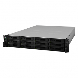 Statie de BACK-UP date Network Attached Storage (NAS) Rackstation RS3618xs - Synology1