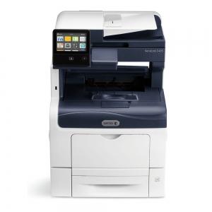 Multifunctional laser color Xerox VersaLink C405V_DN, viteza 35 ppm mono & color, rezolutie 600X600 dpi,Processor 1.05 Ghz Memorie: 2gb, Duplex, ADF 50 coli, recomandat 80000 pag/luna, Conectivitate: 3