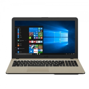 Notebook / Laptop ASUS 15.6'' VivoBook 15 X540UB, FHD, Procesor Intel® Core™ i3-7020U (3M Cache, 2.30 GHz), 4GB DDR4, 1TB SSHD, GeForce MX110 2GB, Endless OS, Chocolate Black, No ODD4