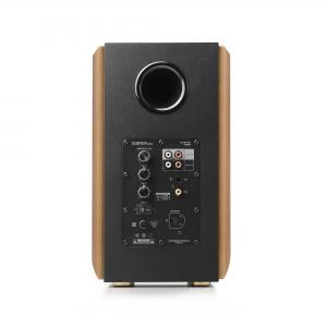 "BOXE EDIFIER 2.0, RMS: 120W (2 x 25W, 2 x 35W), bluetooth telecomanda wireless, volum, bass, treble, coaxial, optic, brown, ""S1000MKII"" (include timbru verde 5 leu) [3]"