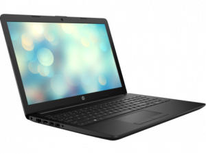 "Laptop HP 15-da0204nq cu procesor Intel® Core™ i3-8130U pana la 3.40 GHz, 15.6"", HD, 4GB, 256GB SSD, Intel® UHD Graphics 620, Free DOS, Black"