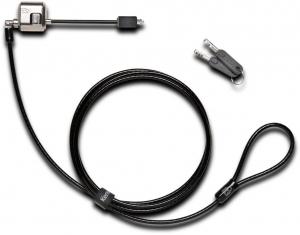 """CABLU SECURITATE KENSINGTON pt. notebook slot standard, cheie standard, 1.8m, cablu otel, permite rotire cablu, """"MiniSaver"""" """"K67890WW""""0"""