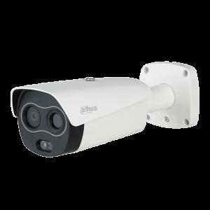 CAMERĂ IP Termica detecție febră DAHUA TPC-BF5421-T - Termoscanner pentru fabrici, magazine, școli, spitale sau birouri0
