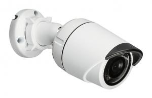 "CAMERA IP D-LINK wired de  exterior, senzor 5Mp CMOS, rez. video 2592x1944 pana la 15fps, Night & Day, slot microSD, detectie miscare, seria Vigilance, boxa, PoE Mini Bullet, ""DCS-4705EV""1"