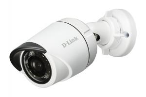 "CAMERA IP D-LINK wired de  exterior, senzor 5Mp CMOS, rez. video 2592x1944 pana la 15fps, Night & Day, slot microSD, detectie miscare, seria Vigilance, boxa, PoE Mini Bullet, ""DCS-4705EV""0"