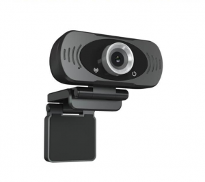 Camera Web Xiaomi IMILAB FHD, rezolutie 2MP,  Rezolutie video FullHD 1920p, microfon incorporat, negru