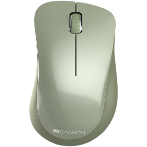 Canyon  2.4 GHz  Wireless mouse ,with 3 buttons, DPI 1200, Battery:AAA*2pcs  ,special military67*109*38mm 0.063kg0