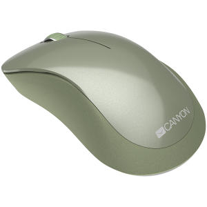 Canyon  2.4 GHz  Wireless mouse ,with 3 buttons, DPI 1200, Battery:AAA*2pcs  ,special military67*109*38mm 0.063kg2