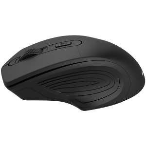 CANYON 2.4GHz Wireless Optical Mouse with 4 buttons, DPI 800/1200/1600, Black, 115*77*38mm, 0.064kg [3]
