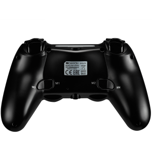 CANYON Wireless Gamepad With Touchpad For PS41