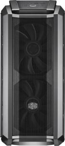 "CARCASA COOLER MASTER Middle-Tower E-ATX, MasterCase. H500P MESH, tempered glass, 2* 200mm RGB fan (incluse), I/O panel, gun metal ""MCM-H500P-MGNN-S10""2"